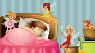 בעיות שינה של ילדים