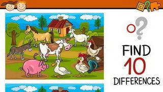חברים בחווה