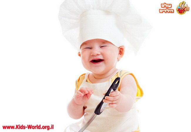 תמונות מצחיקות של תינוקות