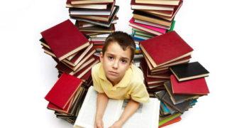 שיעורי בית והקרב לביצע המשימה
