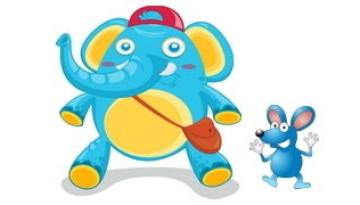 הפיל והעכבר