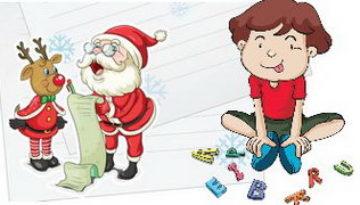 מכתב לסנטה קלאוס