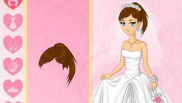 החתונה שלי - משחק הלבשה