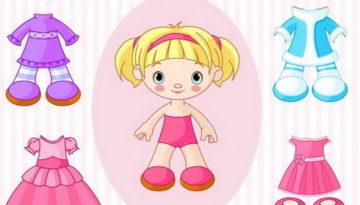 משחקי הלבשת תינוקות