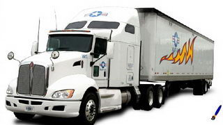 בואו לצבוע משאית
