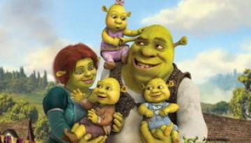 שרק והמשפחה