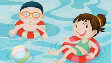 חוג שחיית תינוקות