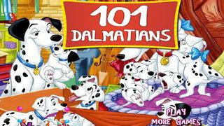 101 דלמטים -מצאו אותיות הנסתרות