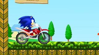 סוניק מרוץ אופנועים