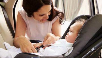 כסא בטיחות לתינוק - נקודות חשובות לחשוב עליהן