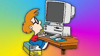 בדיחות מחשבים