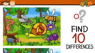 זוחלים וחרקים