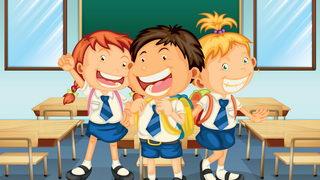 בדיחות על תלמידים