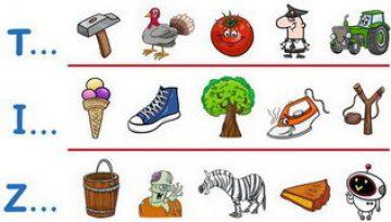לימוד ותרגול אותיות באנגלית