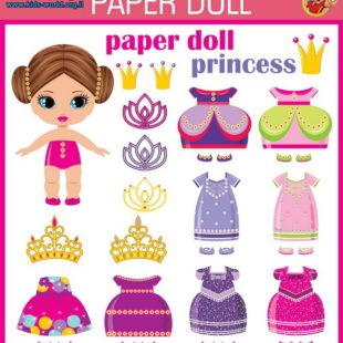 משחקי הלבשה נסיכות 4