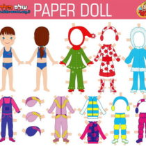 משחקי הלבשת תינוקות 6