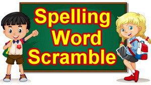לימוד אנגלית: נחש ואיית את המילה