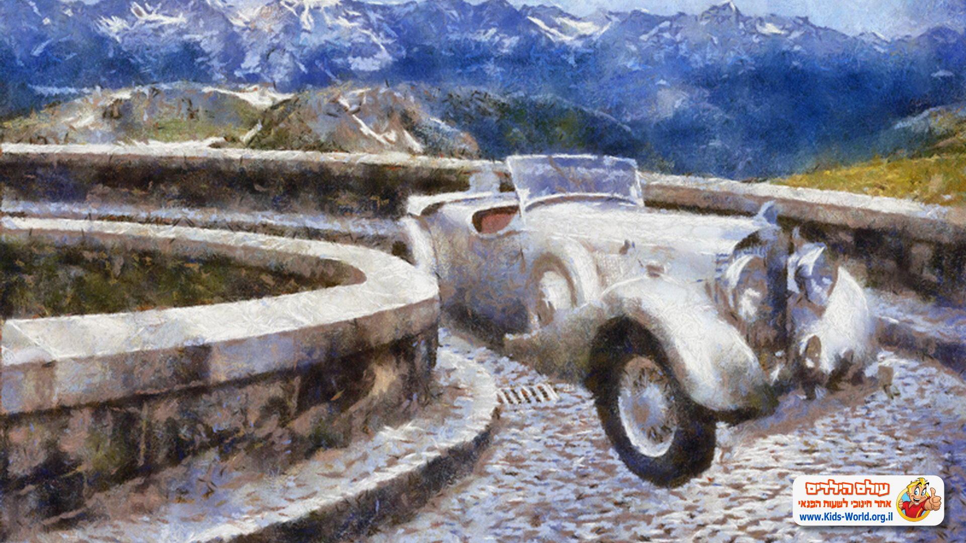 רקעים מכוניות