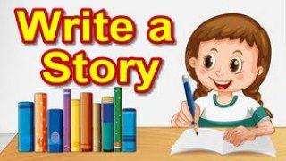 לימוד אנגלית: לכתוב סיפור