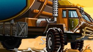 משחק משאיות חמוד