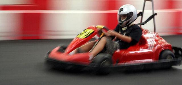 קארטינג -  מרוצי מכוניות לילדים