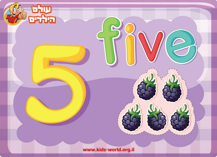 מספר 5