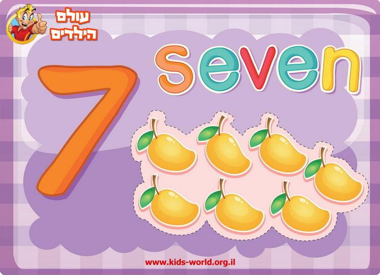 מספר 7